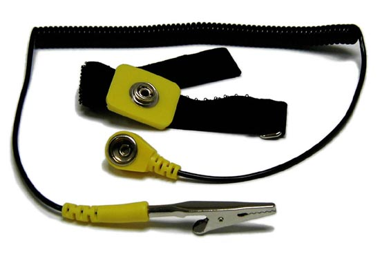 Manhattan Antistatic Wrist Strap