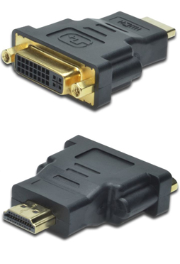 Digitus HDMI male to DVI female Adapter