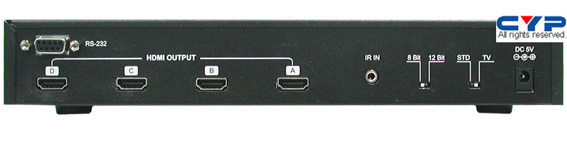 CYP HDMI 1.3 Matrix Switch, 4-in/4-out