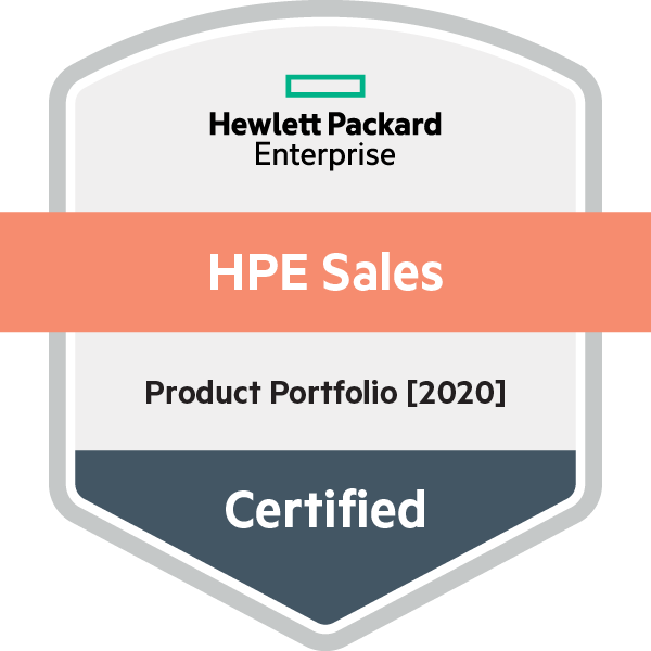 HP Supplies Accredited